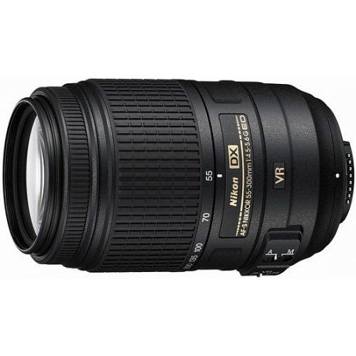 Фото Обьективы Nikon AF-S 55-300mm f/4.5-5.6G ED VR DX