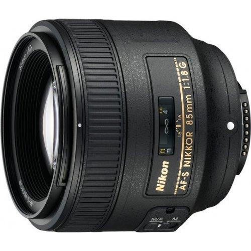 Фото Обьективы Nikon AF-S 85mm f/1.8G