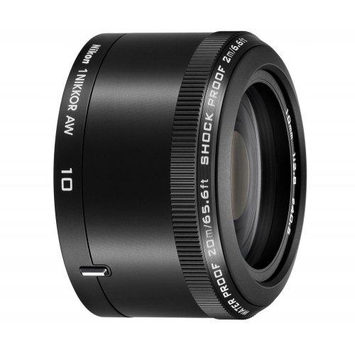 Фото Обьективы Nikon AW 10mm f/2.8 Nikkor 1