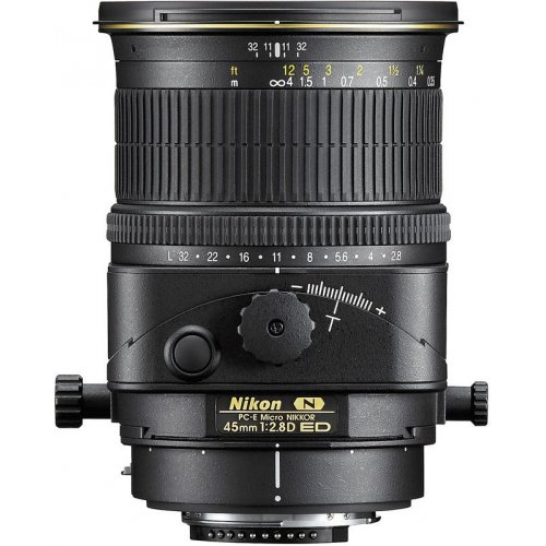 Фото Обьективы Nikon PC-E 45mm f/2.8D ED Micro-Nikkor