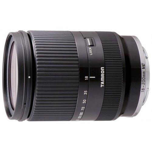 Фото Обьективы Tamron 18-200mm f/3.5-6.3 Di III VC Sony E Black