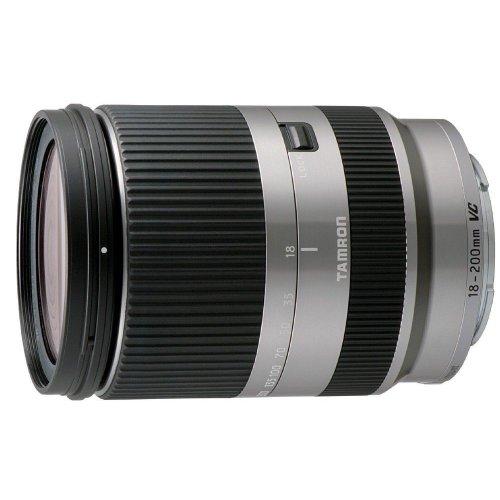 Фото Обьективы Tamron 18-200mm f/3.5-6.3 Di III VC Sony E Silver