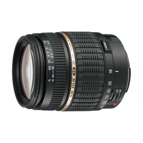 Фото Обьективы Tamron AF 18-200mm f/3.5-6.3 XR Di II LD Asp. (IF) Macro Nikon F