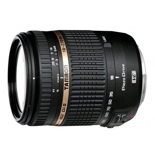 Фото Обьективы Tamron AF 18-270mm f/3.5-6.3 Di II VC PZD Canon EF