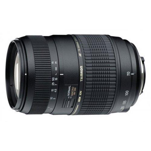 Фото Обьективы Tamron AF 70-300mm f/4-5.6 Di LD Macro 1:2 Canon EF