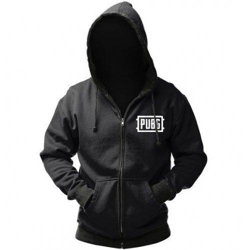 Купить Одежда, GAYA PUBG Zip-Up Logo XL (GE6275XL) Black