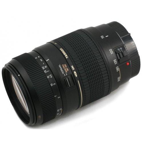Фото Обьективы Tamron AF 70-300mm f/4-5.6 Di LD Macro 1:2 Sony (Minolta) A