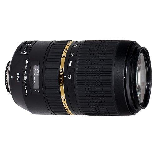 Фото Обьективы Tamron SP 70-300mm f/4-5.6 Di VC USD Canon EF