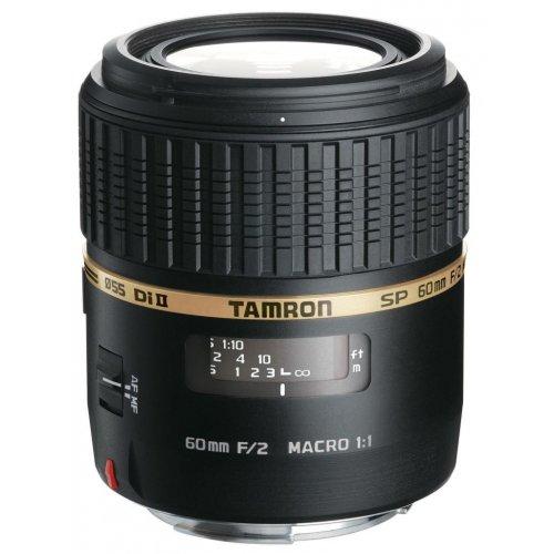 Фото Обьективы Tamron SP AF 60mm f/2 Di II LD (IF) Macro 1:1 Canon EF