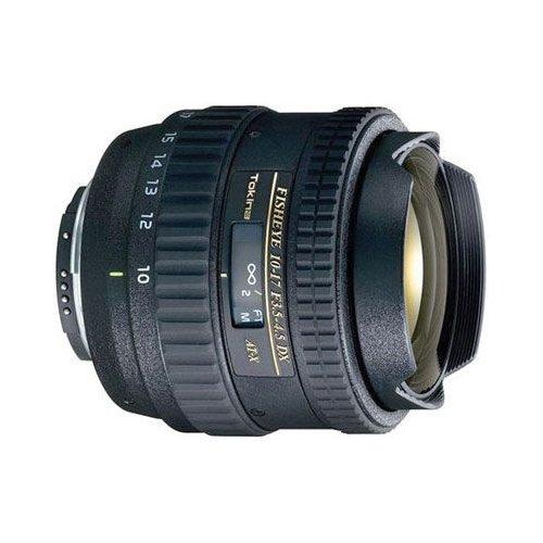 Фото Обьективы Tokina AT-X 10-17mm f/3.5-4.5 Fisheye DX Canon EF