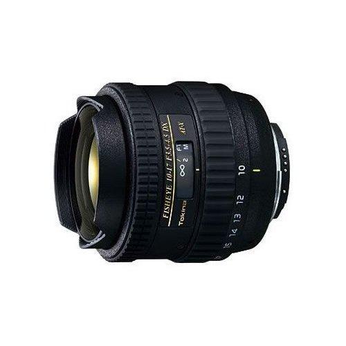 Фото Обьективы Tokina AT-X 10-17mm f/3.5-4.5 Fisheye DX Nikon F
