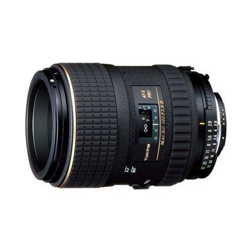 Фото Обьективы Tokina AT-X 100mm f/2.8 Macro D Canon EF
