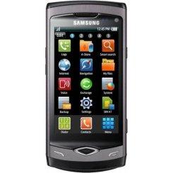 Фото Мобильный телефон Samsung S8500 Wave Ebony Grey