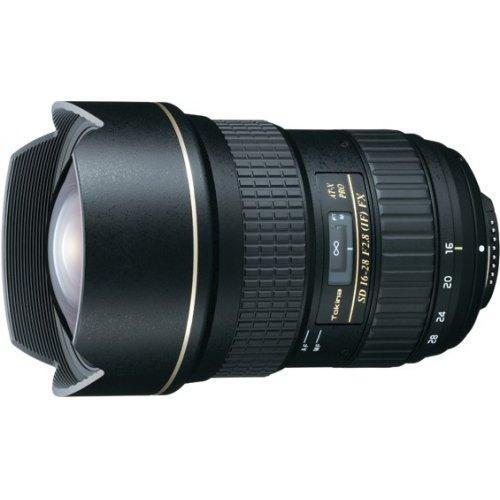 Фото Обьективы Tokina AT-X 16-28mm f/2.8 Nikon F