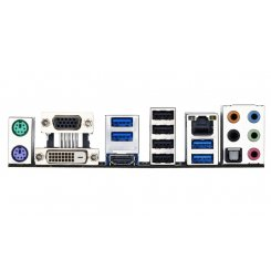 Фото Материнская плата Gigabyte GA-Z97X-GAMING 3 (s1150, Intel Z97)