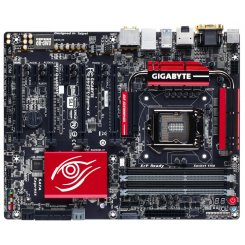 Фото Материнская плата Gigabyte GA-Z97X-GAMING GT (s1150, Intel Z97)