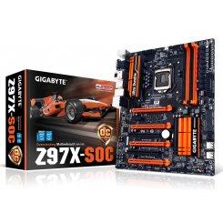 Фото Материнская плата Gigabyte GA-Z97X-SOC (s1150, Intel Z97)