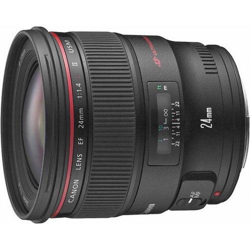 Фото Обьективы Canon EF 24mm f/1.4L II USM