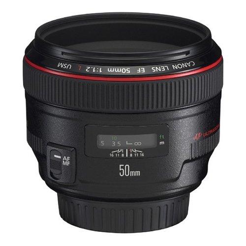 Фото Обьективы Canon EF 50mm f/1.2L USM