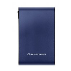 Фото Внешний HDD Silicon Power Armor A80 500GB (SP500GBPHDA80S3B) Blue