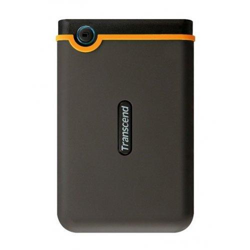 Фото Внешний HDD Transcend StoreJet 25M2 500GB (TS500GSJ25M2) Black/Yellow