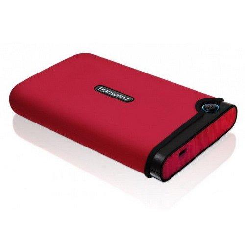 Фото Внешний HDD Transcend StoreJet 25M 500GB (TS500GSJ25M-R) Red