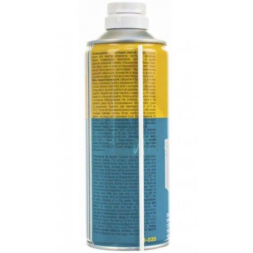 Фото Стисле повітря/газ Patron Spray Duster 400ml (F3-020)