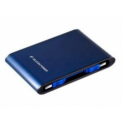 Фото Внешний HDD Silicon Power Armor A80 750GB (SP750GBPHDA80S3B) Blue