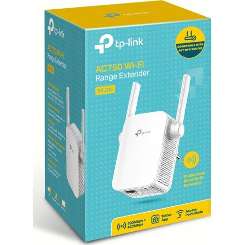 Фото Wi-Fi точка доступа TP-LINK RE205