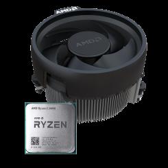 AMD Ryzen 5 3400G 3.7(4.2)GHz 4MB sAM4 Multipack (YD340BC5FHMPK)