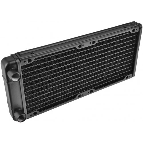 Фото Готовая СВО Thermaltake Pacific M240 D5 Hard Tube Water Cooling Kit (CL-W216-CU00SW-A)