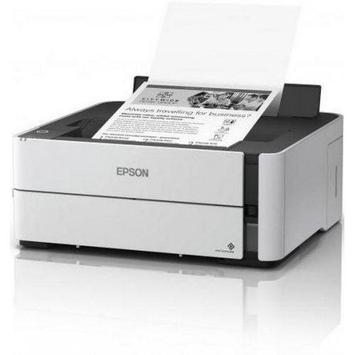 Фото Принтер Epson M1140 Wi-Fi (C11CG26405)