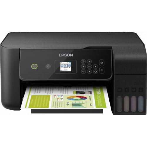 Фото БФП Epson L3160 c Wi-Fi (C11CH42405)