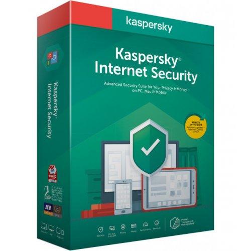 Kaspersky Internet Security Multi-Device 2020 2 Device 1 year Base (DVD-Box) (5056244903312)