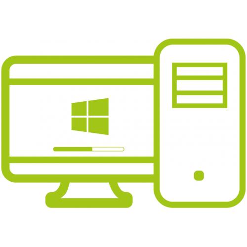 Фото Установка ліцензійної ОС Windows