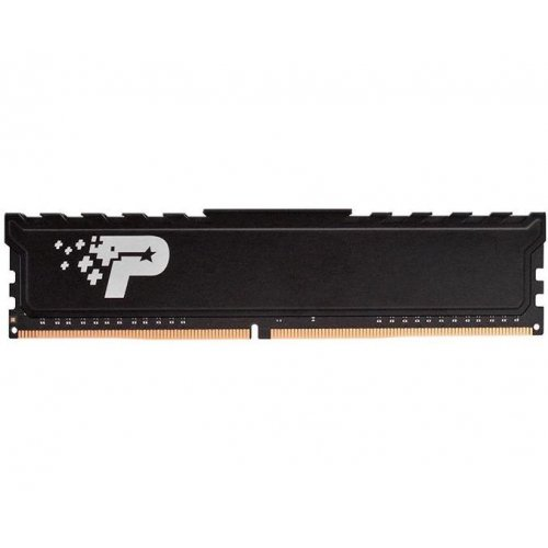 Фото Patriot DDR4 4GB 2666Mhz Signature Premium (PSP44G266681H1)