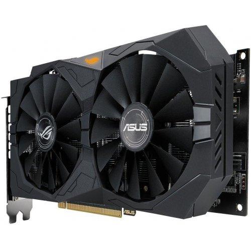 Фото Видеокарта Asus ROG Radeon RX 470 STRIX OC 4096MB (STRIX-RX470-O4G-GAMING FR) Factory Recertified