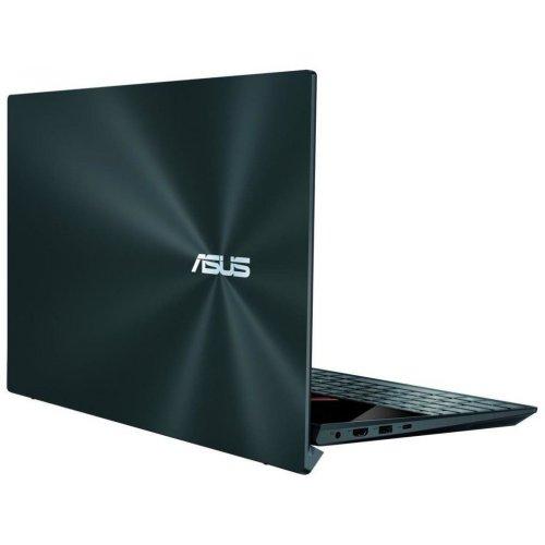 Фото Ноутбук Asus ZenBook Duo UX481FA-BM021T (90NB0P71-M01310) Blue