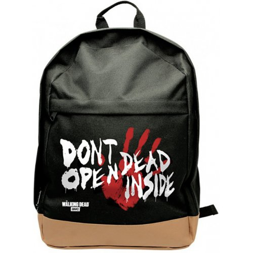 Купить Сувениры, ABYstyle The Walking Dead - Dead Inside (ABYBAG228) Black