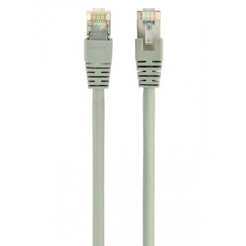 Cablexpert S-FTP, RJ45, Cat6a 5m LSZH (PP6A-LSZHCU-5M) Grey