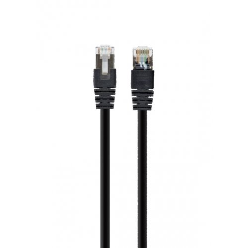 Cablexpert S-FTP, RJ45, Cat6a 5m LSZH (PP6A-LSZHCU-BK-5M) Black