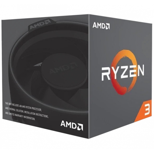 Фото Процессор AMD Ryzen 3 1200 3.2(3.4)GHz sAM4 Box (YD1200BBAFBOX)