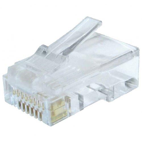 Купить Кабели и аксессуары для сетей, Cablexpert RJ45 8P8C 30u 10(LC-8P8C-002/100)