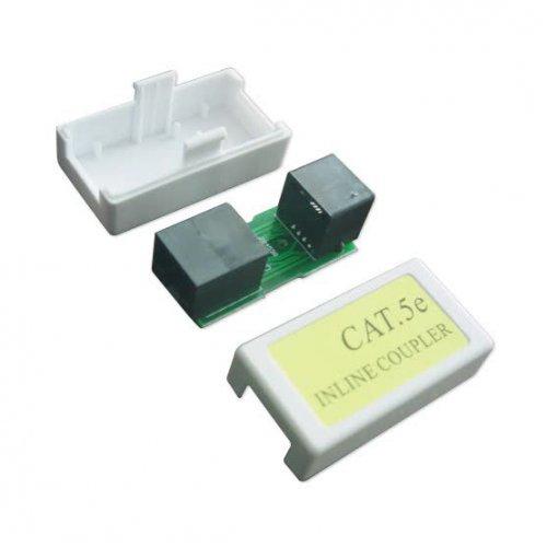 Фото Кабель Cablexpert RJ-45 8P8C cat5E UTP 2-port surface mount box (NCA-LC5E-001)