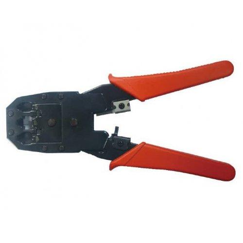 Купить Кабели и аксессуары для сетей, Cablexpert Universal modular crimping tool 3-in-1 RJ45/RJ12/RJ11 (T-WC-04)