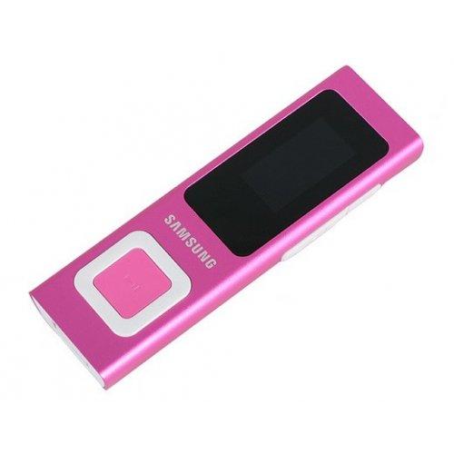 Фото Samsung YP-U6 4GB Pink