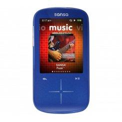 Фото SanDisk Sansa Fuze+ 8GB Blue