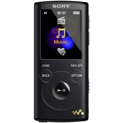 Фото Sony NWZ-E053 4GB Black