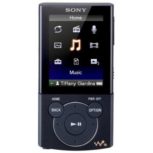 Фото Sony NWZ-E445 16GB Black