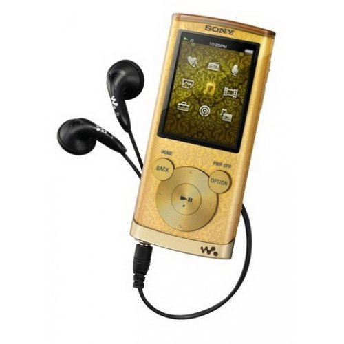 Фото Sony NWZ-E453 4GB Gold
